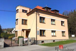 Kompletně zrekonstruovaná administrativní budova, Líně – Sulkov